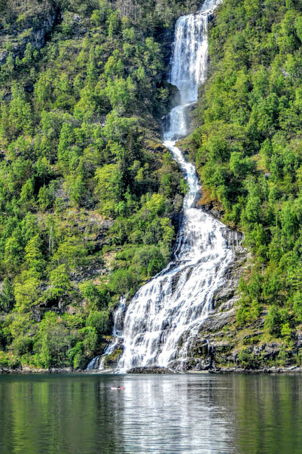 Waterfalls Norway 4
